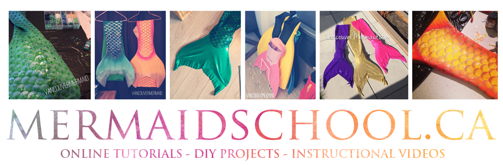 Mermaid School Header Image