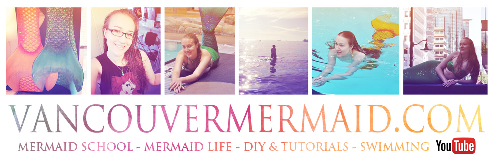 Vancouver Mermaid Header Image